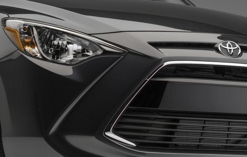 Toyota Yaris SedanTeaser Image