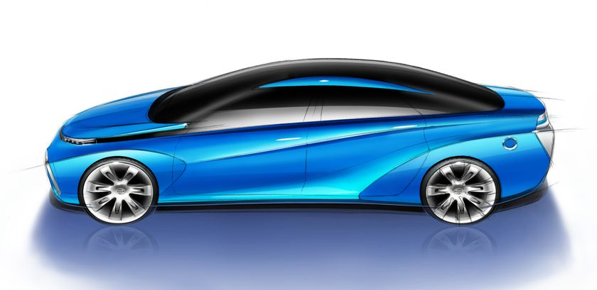 Toyota Fuel Cell Concept_014