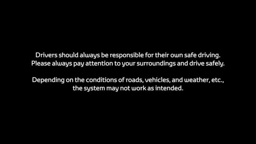 Toyota Safety Sense_Video