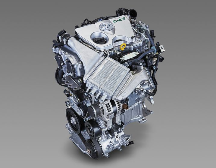 8NR-FTS 1.2-liter Direct-Injection Turbo Engine