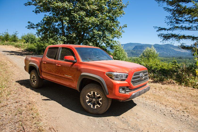 Toyota Tacoma TRD Off-Road 08