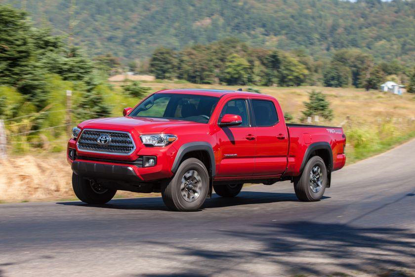Toyota Tacoma TRD Off-Road 09