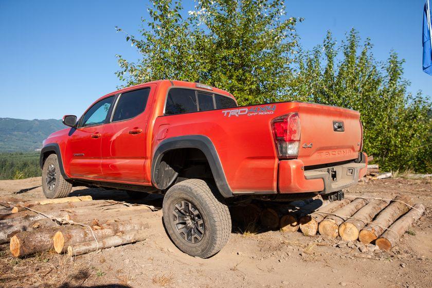 Toyota Tacoma TRD Off-Road 21