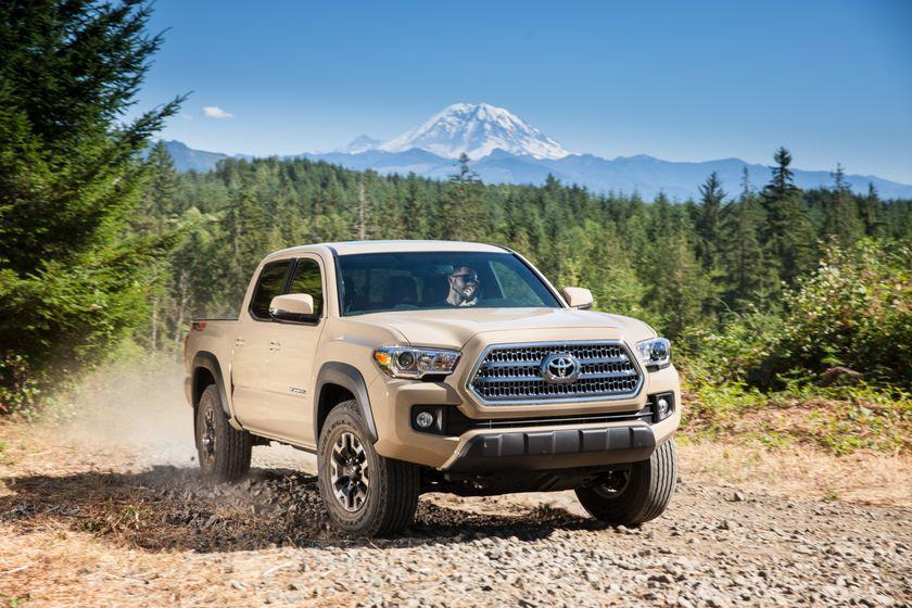 Toyota Tacoma TRD Off-Road 23