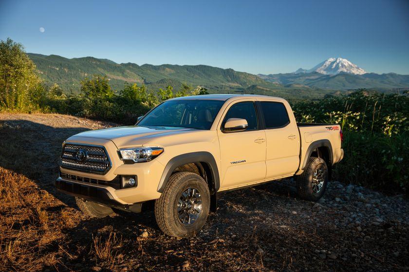 Toyota Tacoma TRD Off-Road 27