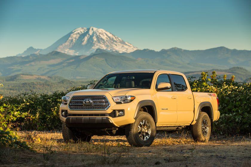 Toyota Tacoma TRD Off-Road 29