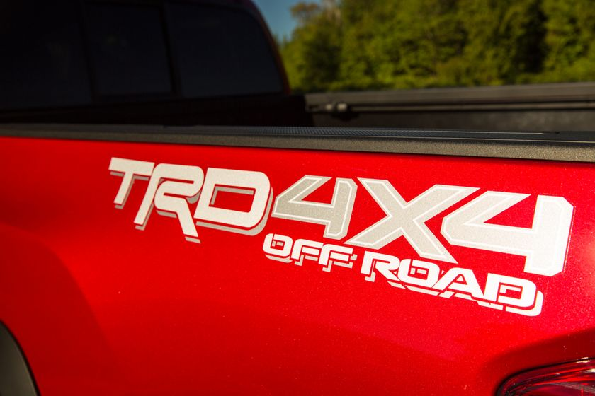 Toyota Tacoma TRD Off-Road 33