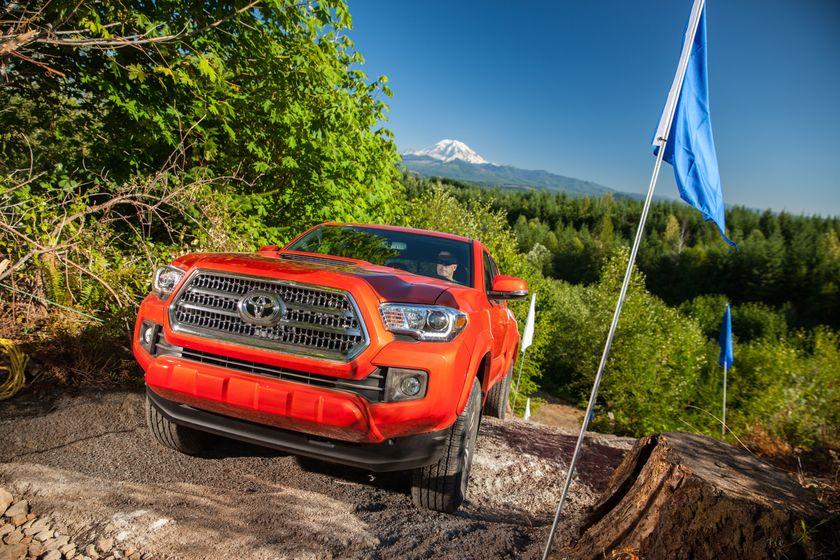 Toyota Tacoma TRD Sport 20