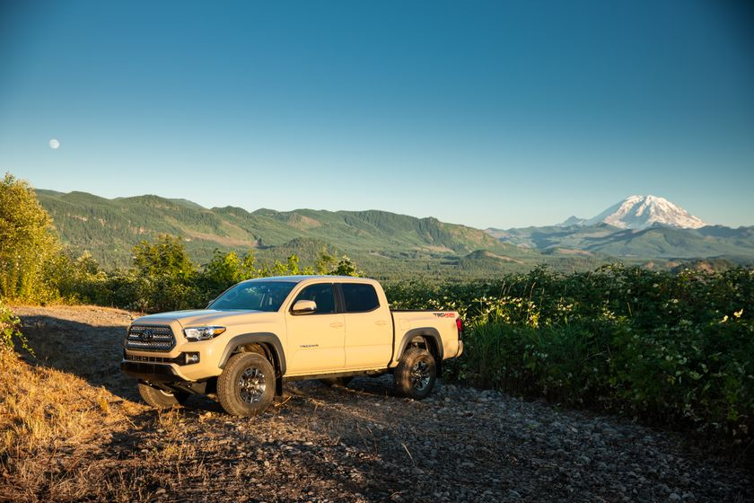 Toyota Tacoma TRD Sport 23