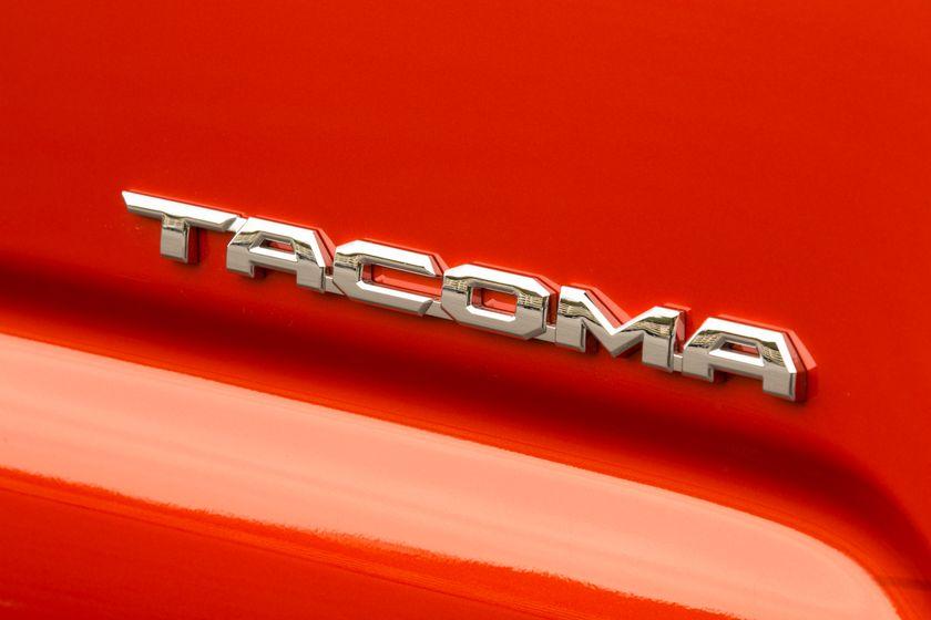 Toyota Tacoma TRD Sport 33