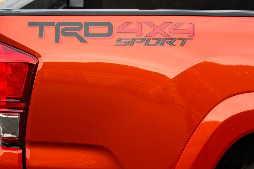 Toyota Tacoma TRD Sport 36