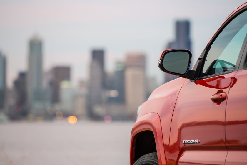 Toyota Tacoma TRD Sport 37