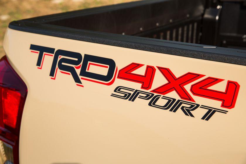Toyota Tacoma TRD Sport 38