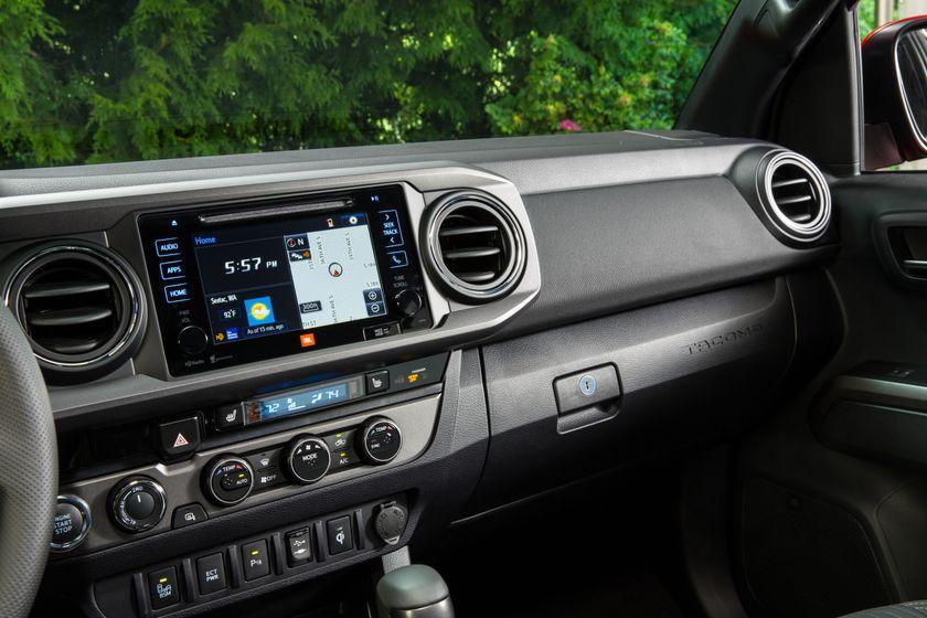 Toyota Tacoma TRD Sport 45