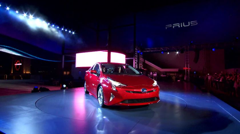 2016 Toyota Prius World Premiere B-Roll