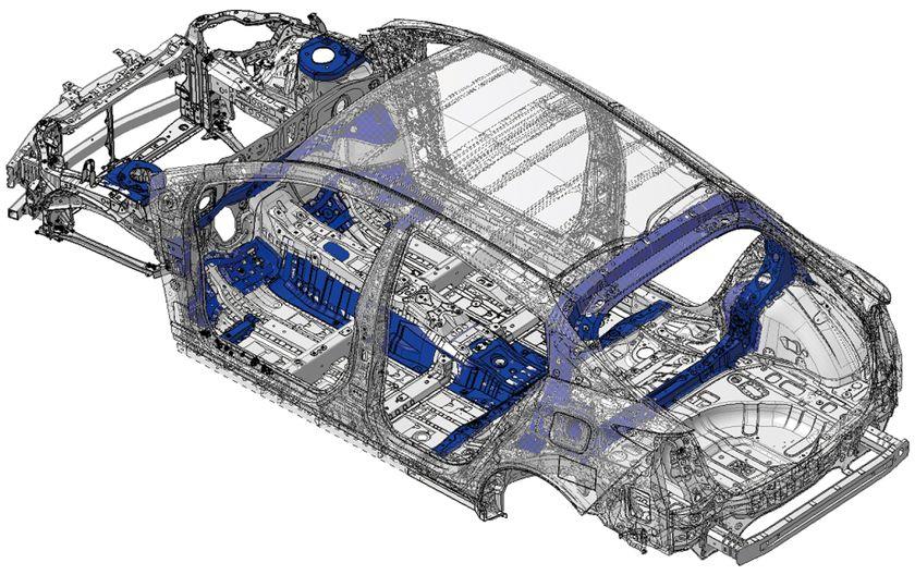 Prius_BodyStructure