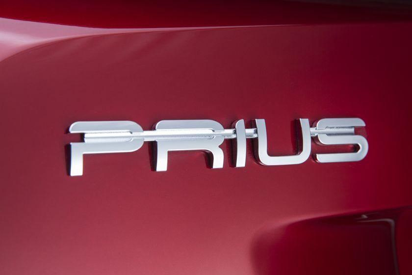 2016-2017 Toyota Prius Technology 9