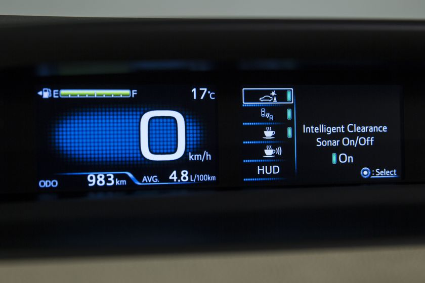 2016-2017 Toyota Prius Technology 15