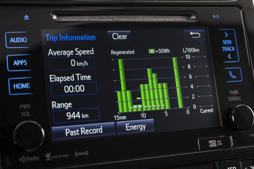 2016-2017 Toyota Prius Touring 25