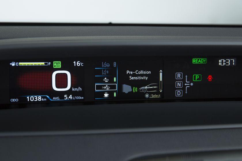 2016-2017 Toyota Prius Touring 28