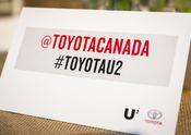 Toyota U2 Event