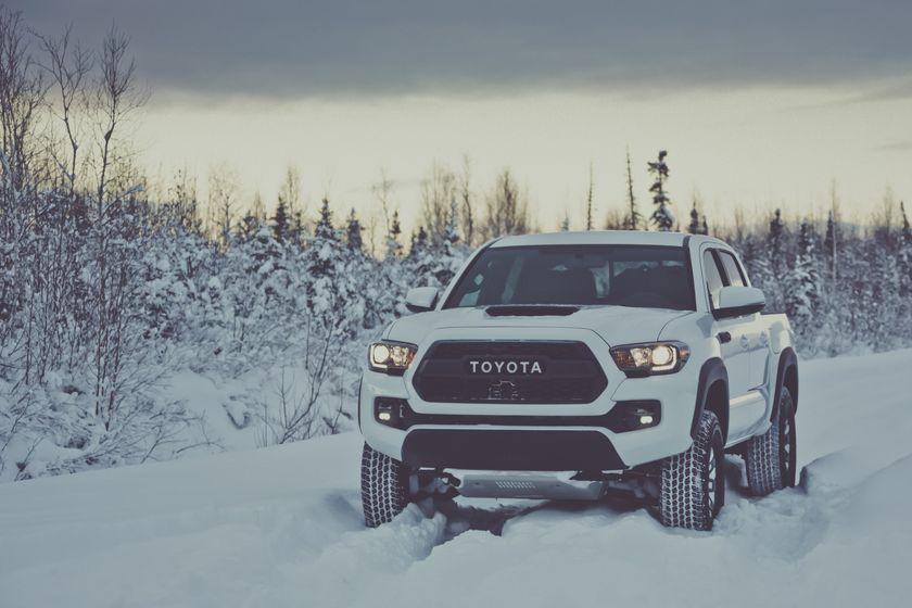 2017 Toyota Tacoma TRD 12