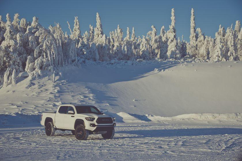 2017 Toyota Tacoma TRD 18