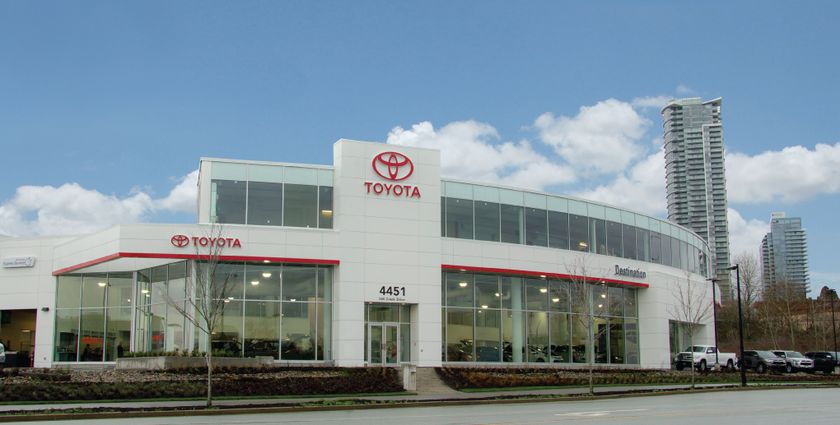 2016.04.26 - Release Image - Destination Toyota Burnaby Opening Release