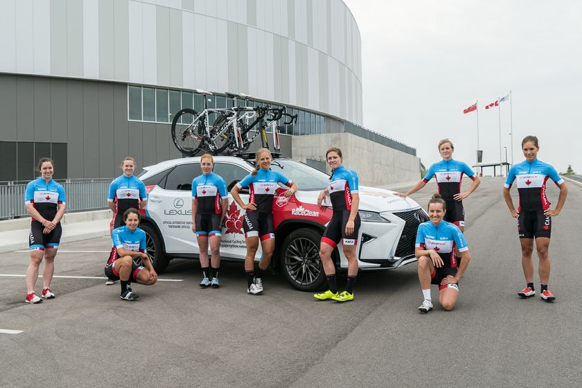 Lexus Canada_Cycling Canada Partnership_1