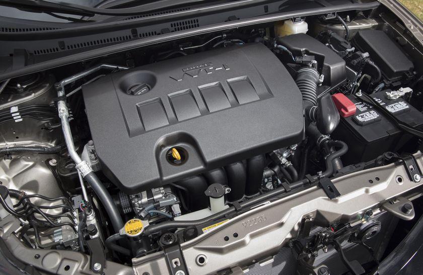 2017 Toyota Corolla LE - 019