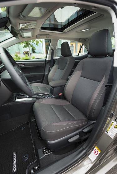 2017 Toyota Corolla LE - 020