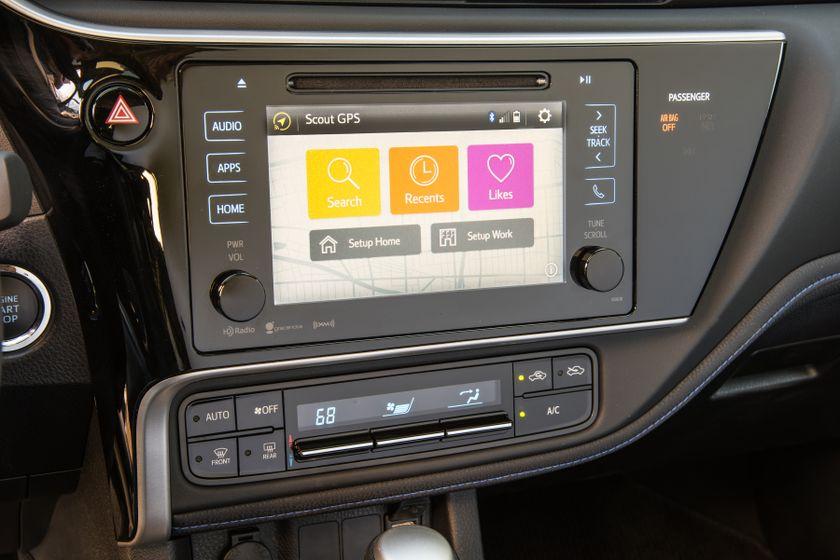 2017 Toyota Corolla XSE - 025