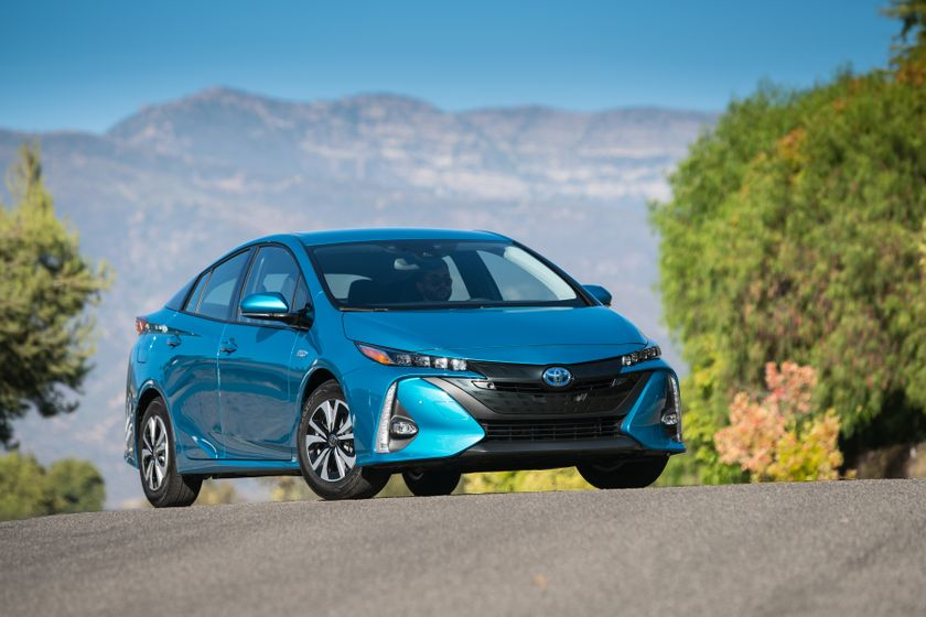 Get Ready For The Total Package The 2018 Toyota Prius Prime To