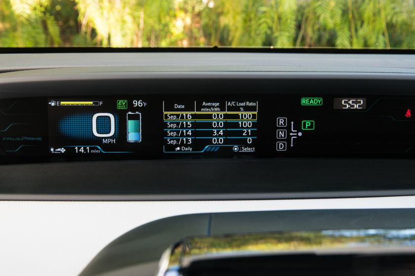 2017 Toyota Prius Prime Advanced 034