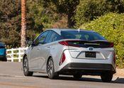 2017 Toyota Prius Prime Premium 004