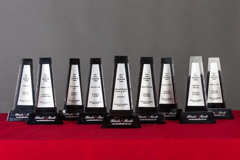 Toyota Canada - CIAS Awards 2017--2