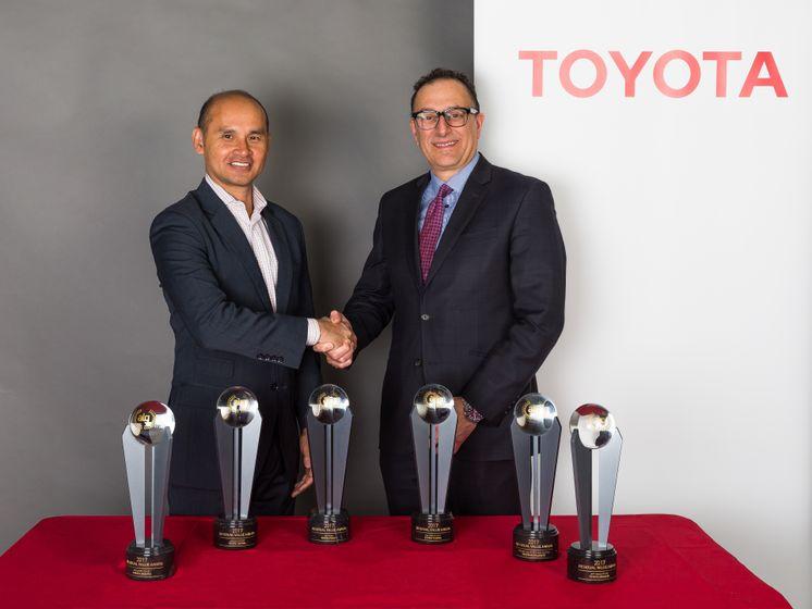 Toyota Canada - CIAS Awards 2017-2
