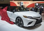 2018 Toyota Camry Reveal-1