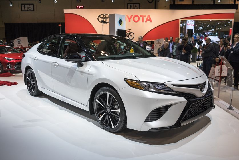 2018 Toyota Camry Reveal-2