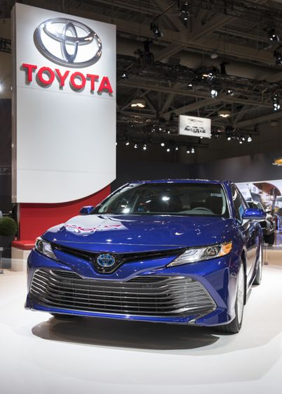 2018 Toyota Camry Reveal-9