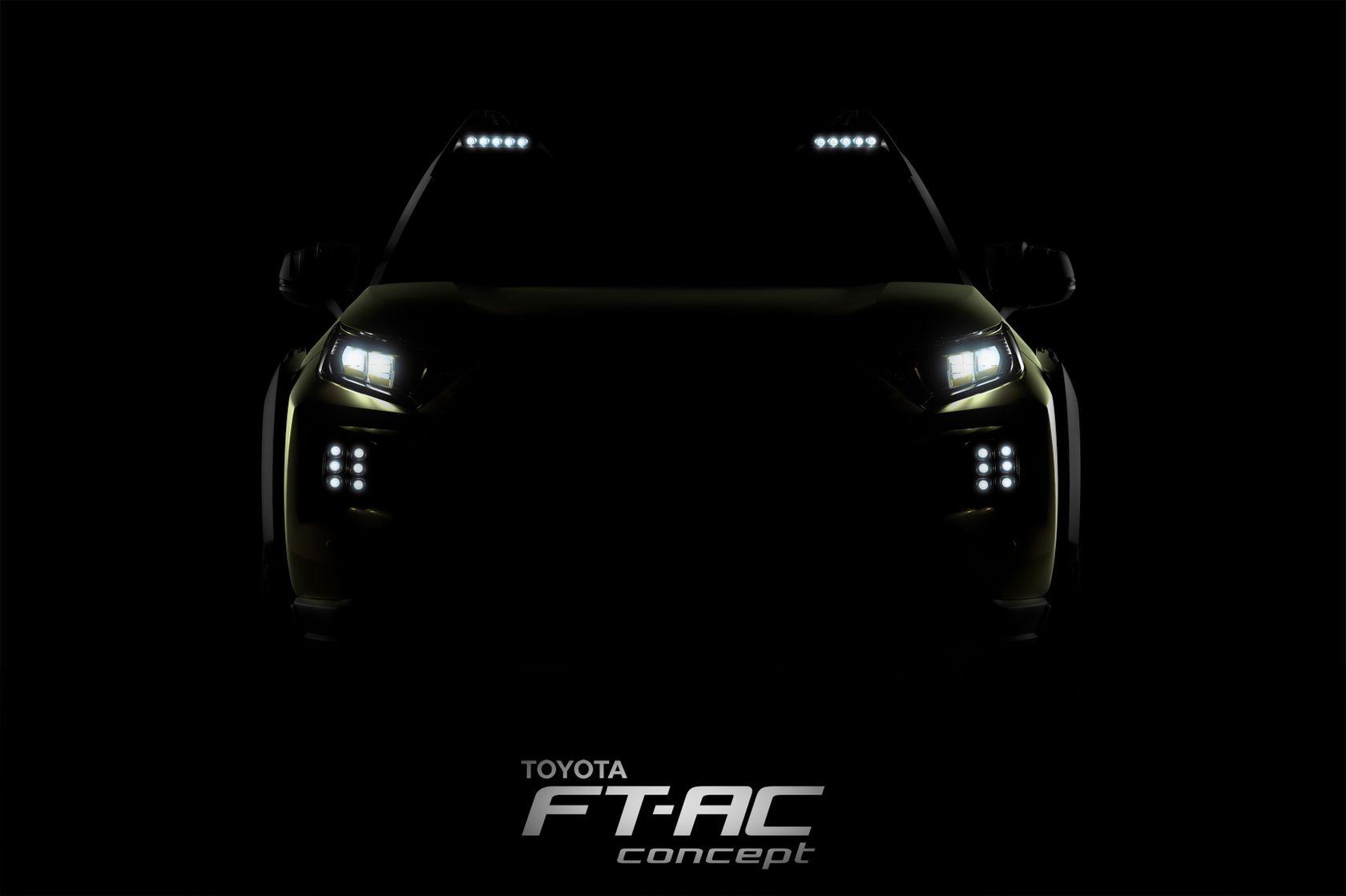 Toyota FTAC Concept Teaser