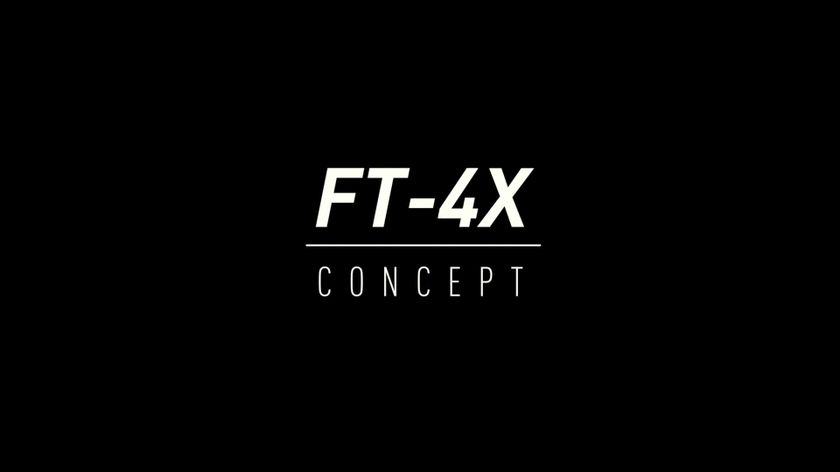 FT-4X Concept B-Roll