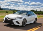 2018 Camry XSE