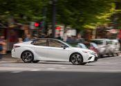 2018 Toyota Camry XSE 20