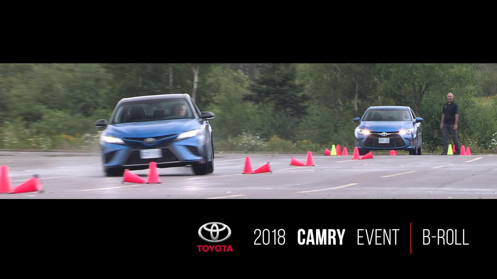 2018 Toyota Camry Event
