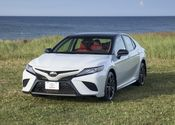 2018 Toyota Camry Event 09