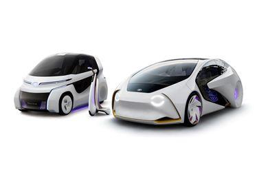 Toyota Concept-i series 1