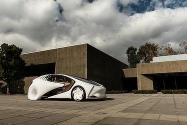 Toyota concept-i series 3