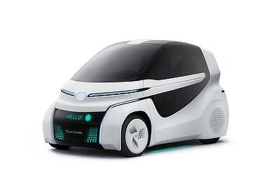 Toyota concept-i series 7