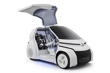 Toyota concept-i series 11